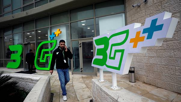 Batı Şeria'da yaklaşık 12 yıl sonra 3G kullanılmaya başlandı