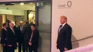 """Davos: Trump wettert gegen """"schreckliche"""" Freihandelsabkommen"""