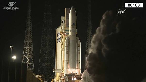 Grosse frayeur pour Ariane 5