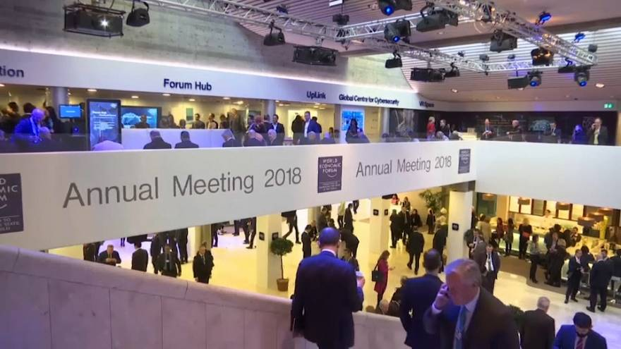 El modelo europeo triunfa en Davos