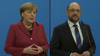 ФРГ: новое правительство в феврале?