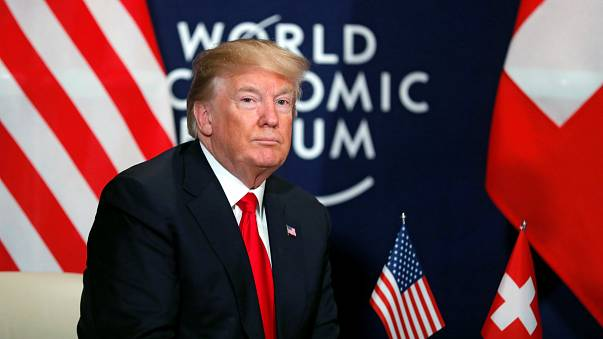 Trump tells Davos: 'America First' does not mean 'America alone'
