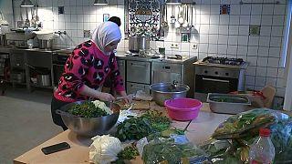 Сирийские блюда в меню Берлинале