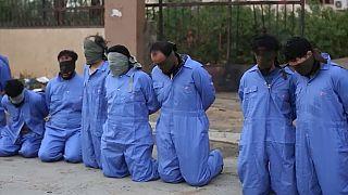 وتستمر المأساة: مشاهد مروّعة لإعدام جماعي في ليبيا