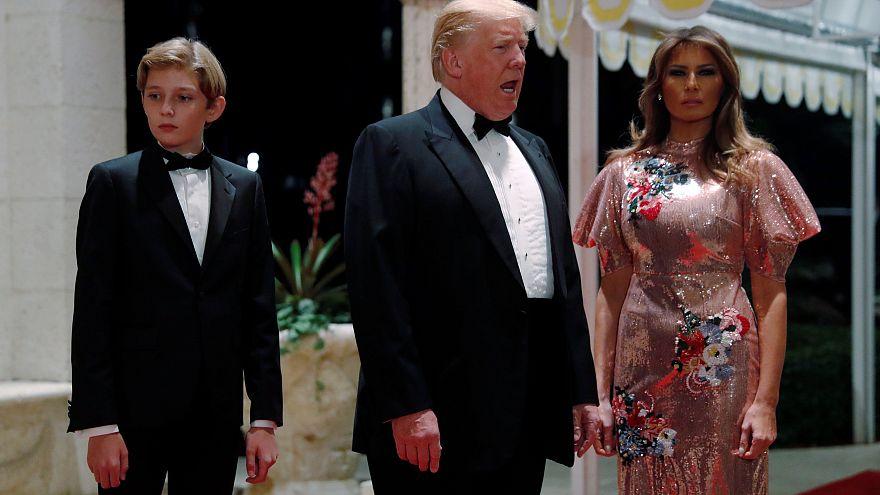 Familie Trump