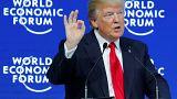 Τραμπ στο Νταβός: «Η αμερικανική οικονομία είναι ισχυρή» -Κάλεσμα στους επιχειρηματίες