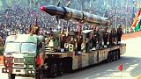 Agni-II missile / Republic Day Parade 2004