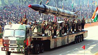 Agni-II missile / Republic Day Parade 2004