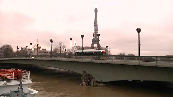 Парижские туристы разочарованы