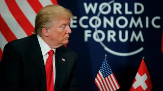 Νταβός: Ο Ντόναλντ Τραμπ στο Παγκόσμιο Οικονομικό Φόρουμ