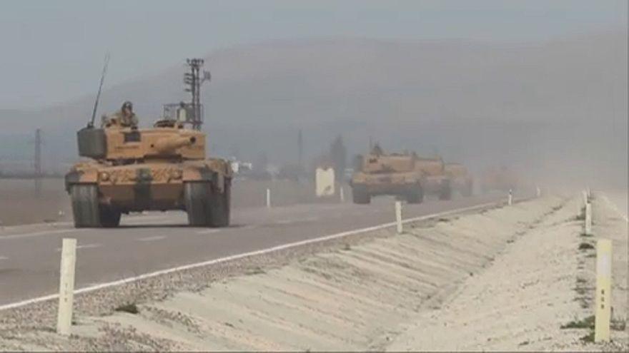 Folytatódik a török offenzíva a kurdok ellen