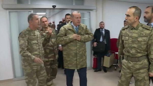 Erdogan vows to expand Syria operation