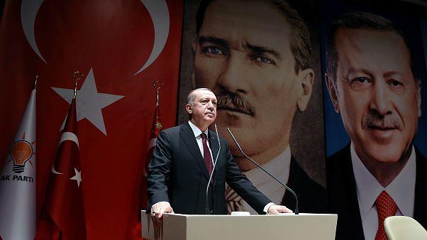Erdoğan: Irak sınırına kadar gideceğiz