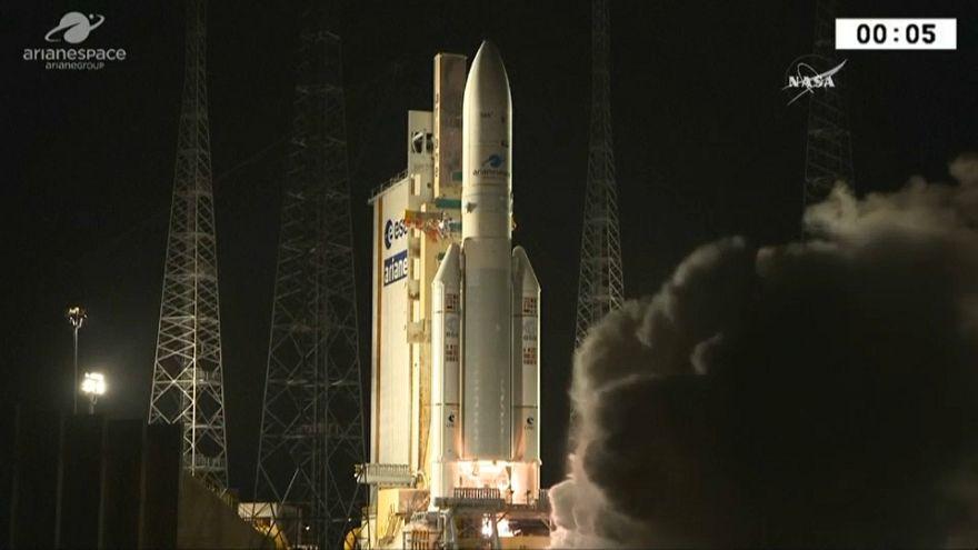 Lanzamiento espacial para estudiar la frontera entre la Tierra y el espacio