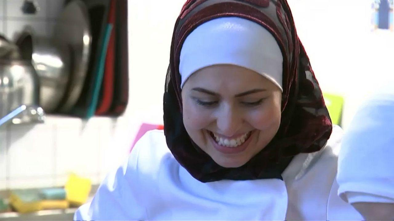 Berlinale'in aşçısı Suriyeli mülteci Melike olacak