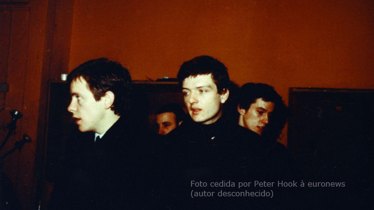 """Joy Division """"nasceram"""" há 40 anos: Peter Hook fala à euronews"""