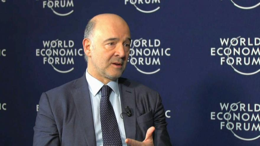 """Pierre Moscovici : """"Nous sommes attachés au multilatéralisme"""""""