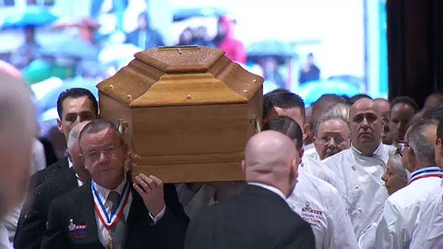 Búcsú Paul Bocuse-től