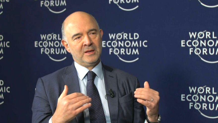 """Пьер Московиси об экономической политике Трампа для """"Евроньюс"""""""