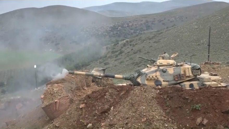 Turquia vai prolongar ofensiva na Síria até eliminar milícia curda