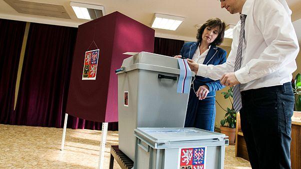 Elnököt választanak a csehek