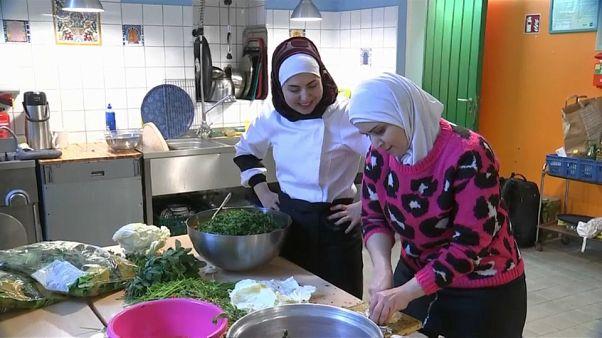 Syrische Küche auf der Berlinale