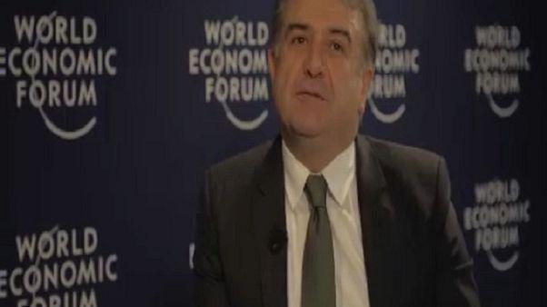 Ο Πρωθυπουργός της Αρμενίας στο Euronews