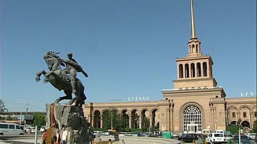 """""""Örményország versenyképes jövőt épít"""""""