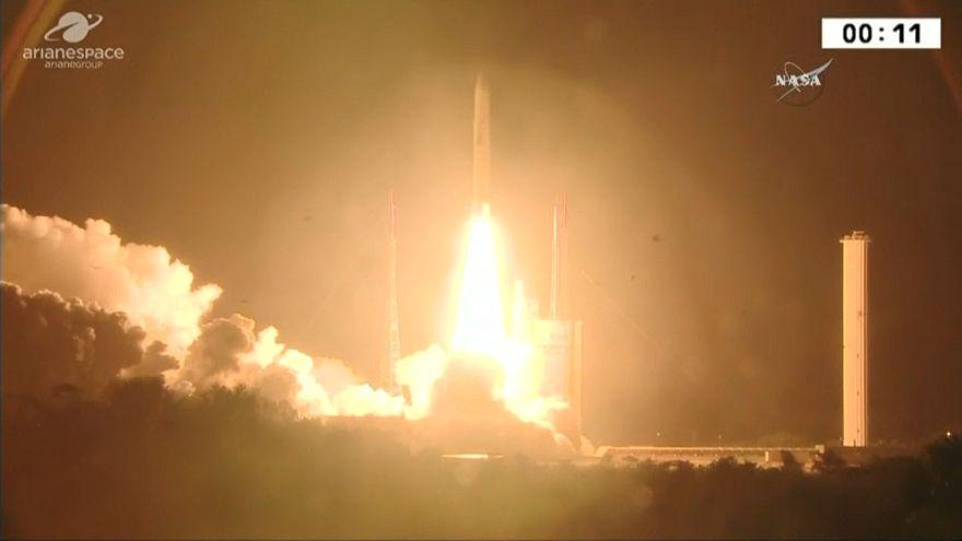 Perso per diversi minuti il contatto con il razzo Ariane 5