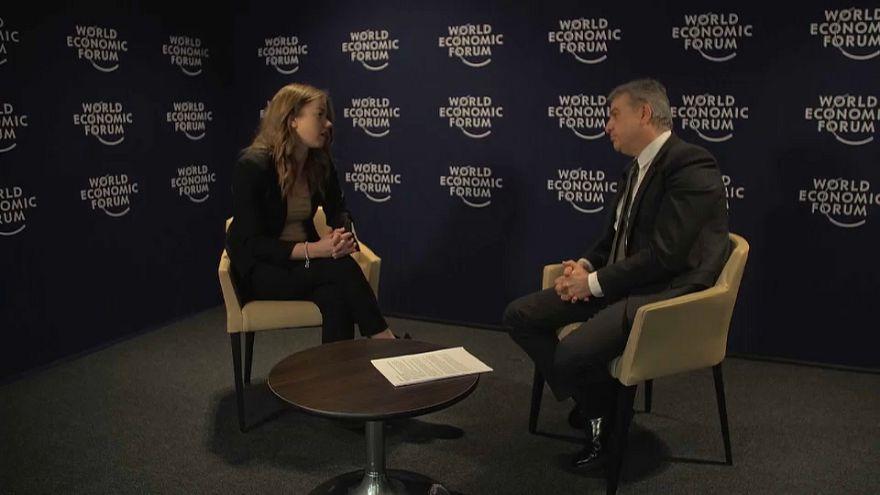 Davos: l'armenia a caccia di investimenti