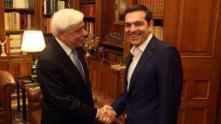 Τσίπρας: «Στόχος η οικοδόμηση εθνικής γραμμής στο όνομα της ΠΓΔΜ»