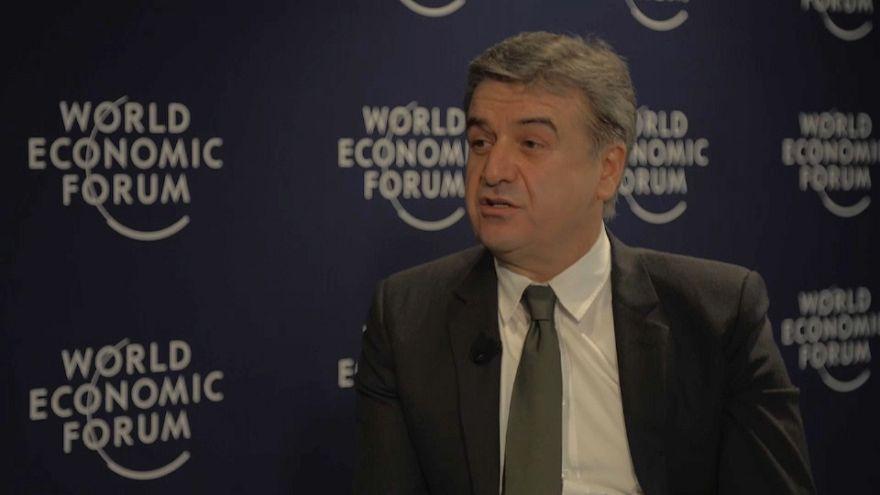 L'Arménie se voit en plateforme commerciale