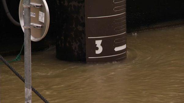 Maltempo in Francia: allerta a Lione per il livello dei due fiumi