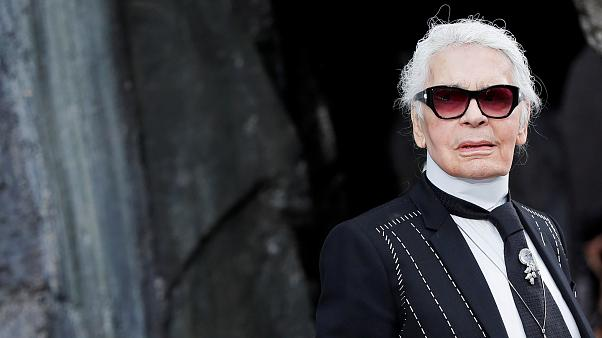 Karl Lagerfeld about the Chanel 2018 spring-summer Haute Couture Paris show
