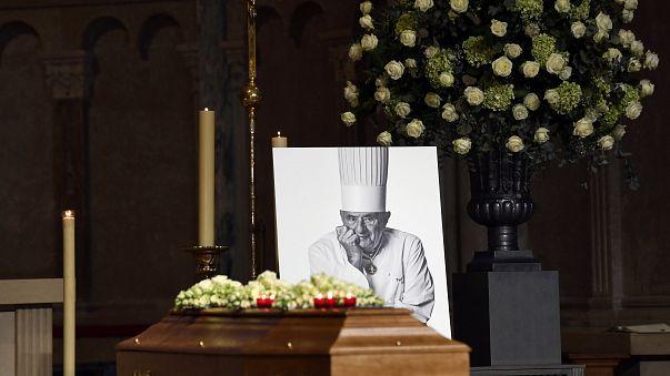 'Chefs' destacam o legado de Paul Bocuse na gastronomia