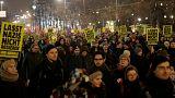 Nach Nazi-Liederbuch: Proteste in Wien