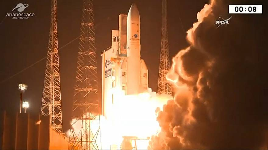 Ariane 5 commence mal l'année
