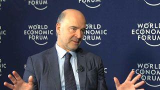"""EU-Kommissar Moscovici antwortet auf """"America First"""""""