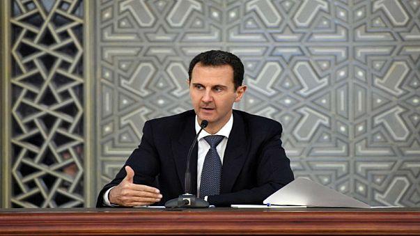 وثيقة مسربة لدول خمس قدمت إلى دي ميستورا لا تقترح عزل الأسد