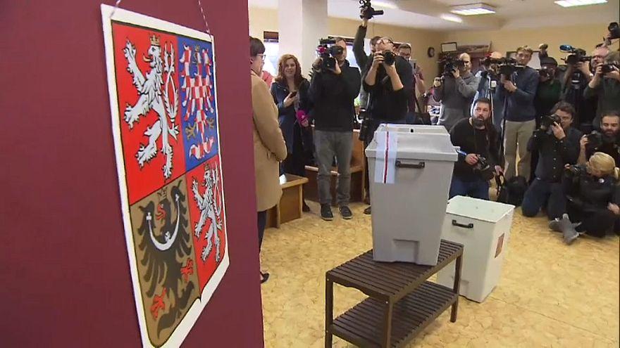 Чехия выбирает президента