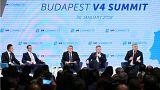 Orbán: meg kell teremteni Közép-Európát