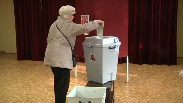 Los checos eligen nuevo presidente