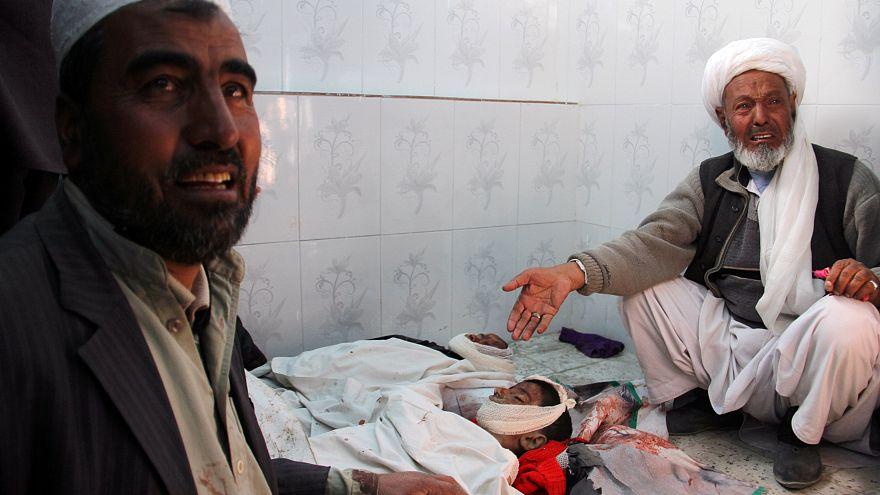 Seis crianças morrem em confrontos em Ghazni