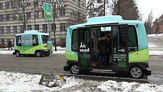 Водителей тревожат беспилотные автомобили