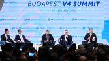 Ομάδα Βίσεγκραντ: Λιγότερη Ευρώπη