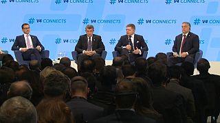 """Страны """"Вышеградской четвёрки"""" не хотят мигрантов"""