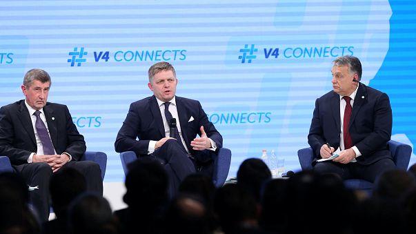Le groupe de Visegrad rejette l'idée d'une Europe fédérale