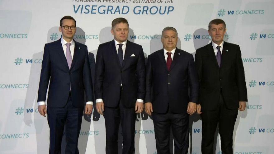 Grupo de Visegrado aposta no reforço de um bloco regional