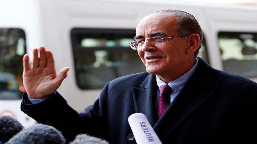 يحيى العريضي المتحدث باسم وفد المعارضة السورية لمحادثات السلام