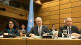UN envoy Staffan de Mistura